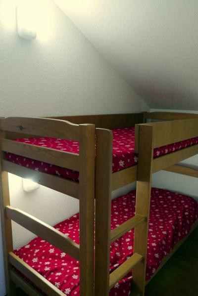 Rent in ski resort 2 room apartment sleeping corner 6 people (432) - Résidence le Chevreuil la Crête du Berger - La Joue du Loup - Sleeping area