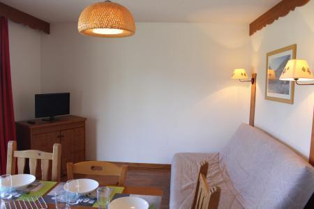 Rent in ski resort 3 room apartment 6 people (404) - Résidence le Chevreuil la Crête du Berger - La Joue du Loup - Living room