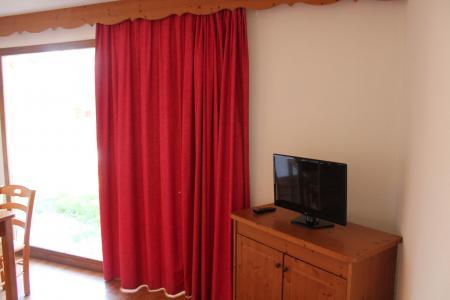 Rent in ski resort 3 room apartment 6 people (404) - Résidence le Chevreuil la Crête du Berger - La Joue du Loup - TV