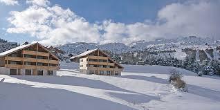 Location Residence Le Lievre Blanc La Crete Du Berger