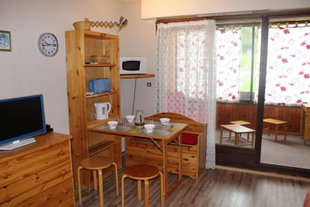 Rent in ski resort Studio sleeping corner 4 people (25) - Résidence le Plein Soleil - La Joue du Loup