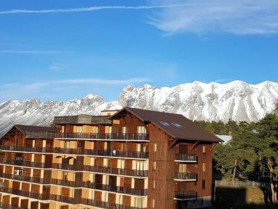 Rent in ski resort 2 room apartment 6 people (666) - Résidence Le Relais - La Joue du Loup