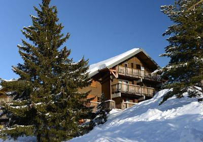 Rental Residence Les Chalets D'aurouze