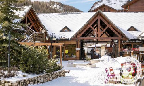 Аренда жилья La Joue du Loup : Résidence les Chalets D'aurouze - Maeva Home зима