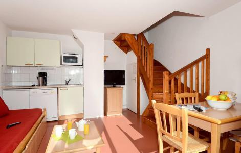 Location 6 personnes Appartement 3 pièces 6-8 personnes - Résidence les Chalets d'Aurouze