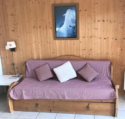 Rent in ski resort Semi-detached 4 room chalet 8 people (02) - Résidence Les Flocons du Soleil - La Joue du Loup