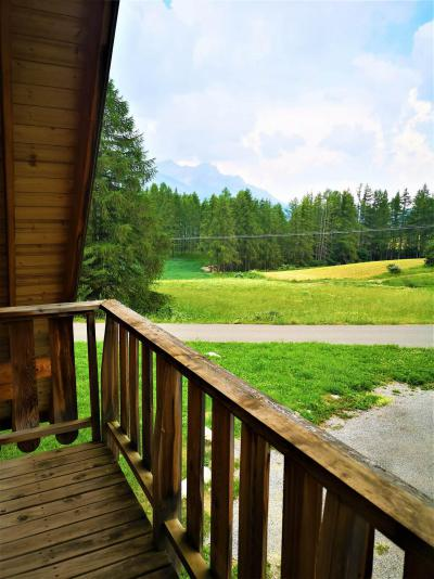 Rent in ski resort Semi-detached 3 room chalet 7 people (39) - Résidence Les Flocons du Soleil - La Joue du Loup