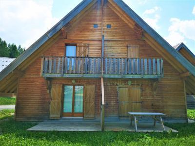 Rent in ski resort Semi-detached 3 room chalet 7 people (36) - Résidence Les Flocons du Soleil - La Joue du Loup