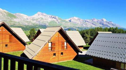 Rent in ski resort Semi-detached 3 room chalet 7 people (54) - Résidence Les Flocons du Soleil - La Joue du Loup