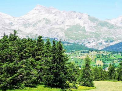 Rent in ski resort Semi-detached 3 room chalet 7 people (27) - Résidence Les Flocons du Soleil - La Joue du Loup