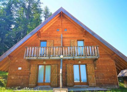 Rent in ski resort Semi-detached 3 room chalet 7 people (05) - Résidence Les Flocons du Soleil - La Joue du Loup
