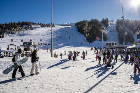 Rent in ski resort Résidence Les Flocons du Soleil - La Joue du Loup