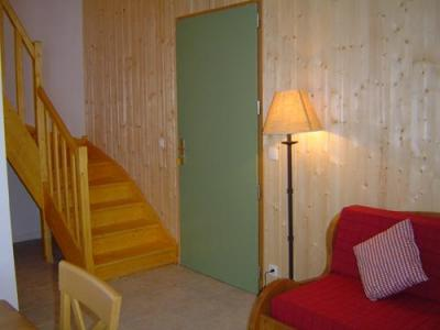 Location au ski Chalet mitoyen 4 pièces 8 personnes - Residence Les Flocons Du Soleil - La Joue du Loup - Séjour