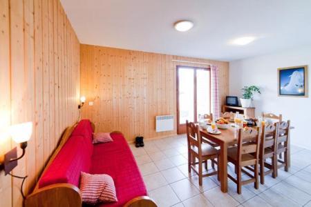 Location au ski Residence Les Flocons Du Soleil - La Joue du Loup - Séjour