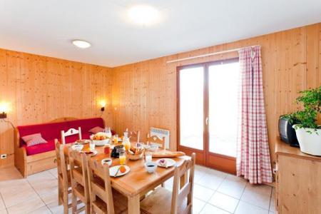 Location au ski Residence Les Flocons Du Soleil - La Joue du Loup - Appartement