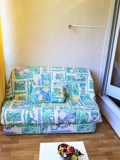 Rent in ski resort Studio sleeping corner 6 people (231) - Résidence Les Fontettes 2 - La Joue du Loup