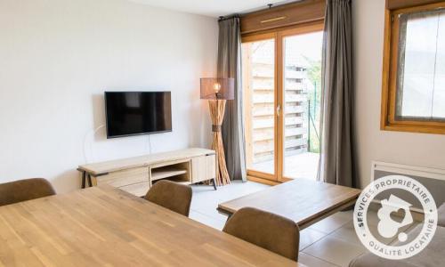 Аренда на лыжном курорте Апартаменты 4 комнат 8 чел. (Sélection 72m²) - Résidence les Mélèzes - Maeva Home - La Joue du Loup - зимой под открытым небом