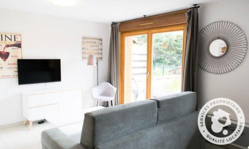 Аренда на лыжном курорте Апартаменты 2 комнат 4 чел. (Sélection 35m²) - Résidence les Mélèzes - Maeva Home - La Joue du Loup - зимой под открытым небом