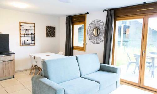 Аренда на лыжном курорте Квартира студия для 4 чел. (Sélection 35m²) - Résidence les Mélèzes - Maeva Home - La Joue du Loup - зимой под открытым небом