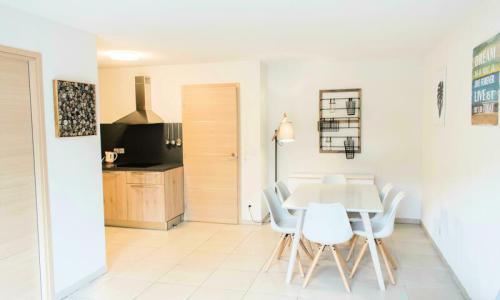 Аренда на лыжном курорте Апартаменты 3 комнат 6 чел. (Sélection 45m²) - Résidence les Mélèzes - Maeva Home - La Joue du Loup - зимой под открытым небом