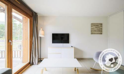 Аренда на лыжном курорте Квартира студия для 4 чел. (Sélection 35m²-1) - Résidence les Mélèzes - Maeva Home - La Joue du Loup - зимой под открытым небом