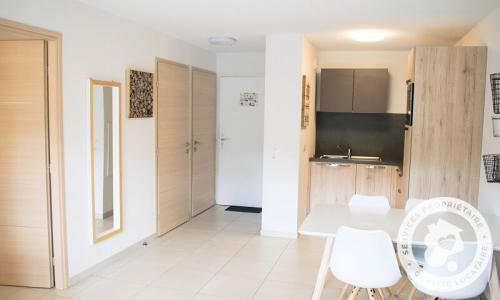 Аренда на лыжном курорте Апартаменты 2 комнат 4 чел. (Sélection 35m²-1) - Résidence les Mélèzes - Maeva Home - La Joue du Loup - зимой под открытым небом