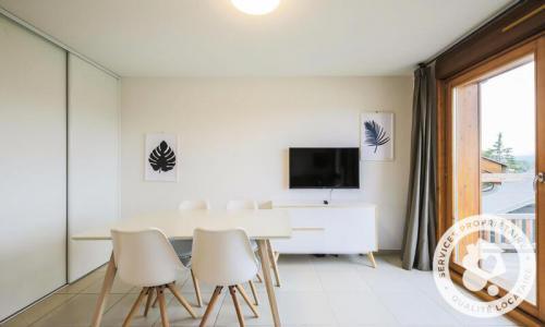 Аренда на лыжном курорте Квартира студия для 4 чел. (Sélection -3) - Résidence les Mélèzes - Maeva Home - La Joue du Loup - зимой под открытым небом