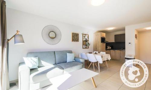 Аренда на лыжном курорте Апартаменты 2 комнат 4 чел. (Sélection 35m²-2) - Résidence les Mélèzes - Maeva Home - La Joue du Loup - зимой под открытым небом