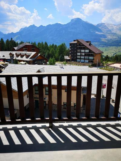 Rent in ski resort 2 room apartment 4 people (405) - Résidence Les Monts du Soleil - La Joue du Loup