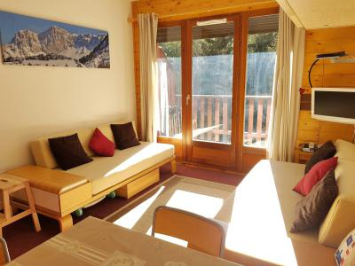 Rent in ski resort 4 room mezzanine apartment 10 people (C15) - Résidence Les Rochers Blancs 3 - La Joue du Loup
