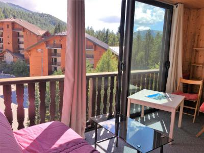 Rent in ski resort 2 room apartment sleeping corner 7 people (4C) - Résidence Les Terrasses  - La Joue du Loup