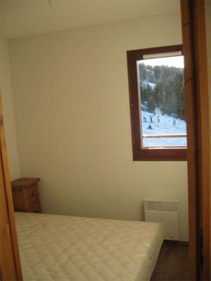 Location au ski Appartement 3 pièces 6 personnes - Residences Seclym - La Joue du Loup - Chambre