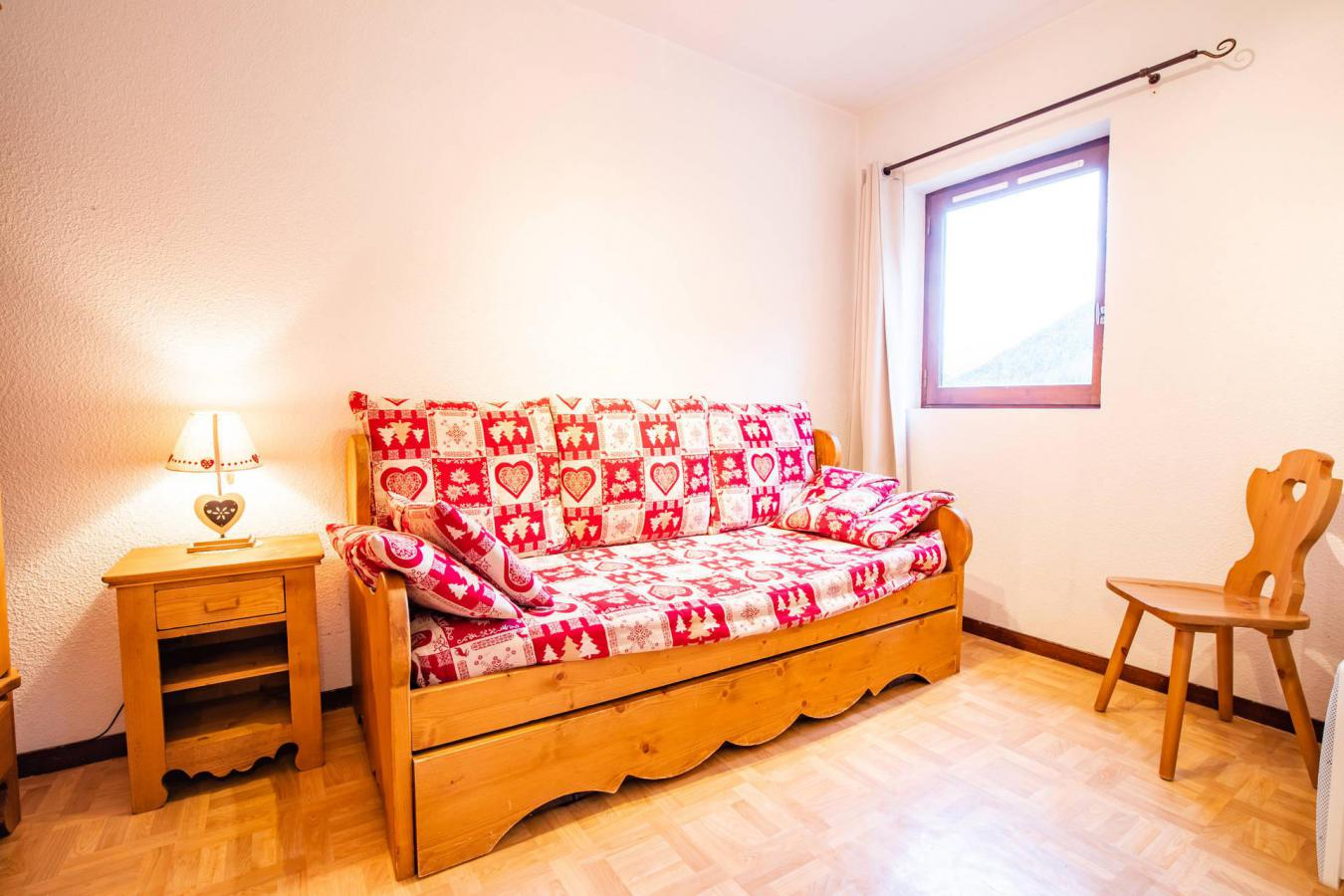 Alpes du Nord : location Appartement 2 pièces 4 personnes (CA47FC) Résidence les Campanules