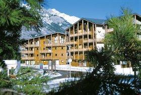 Location au ski Residence Les Chalets De La Vanoise - La Norma - Extérieur hiver