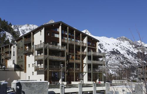 Residence Les Chalets Et Balcons De La Vanoise