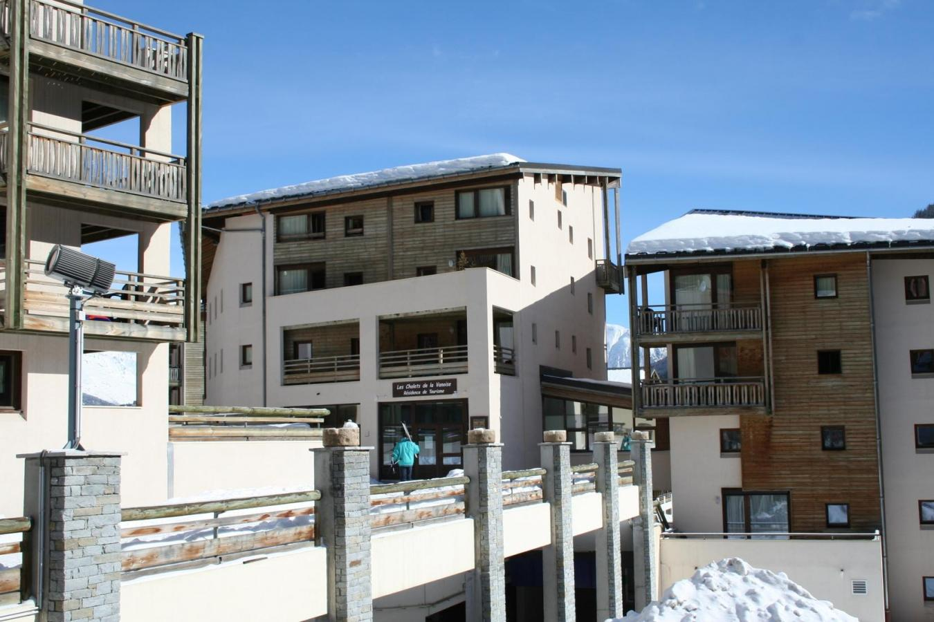 residence les chalets et balcons de la vanoise 40 la norma location vacances ski la norma