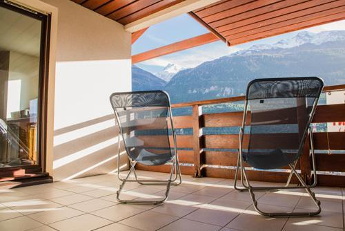Location au ski Residence Plein Soleil - La Norma - Appartement