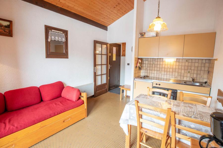 Аренда на лыжном курорте Апартаменты 2 комнат 6 чел. (EP75A) - Chalets les Epervières - La Norma - апартаменты