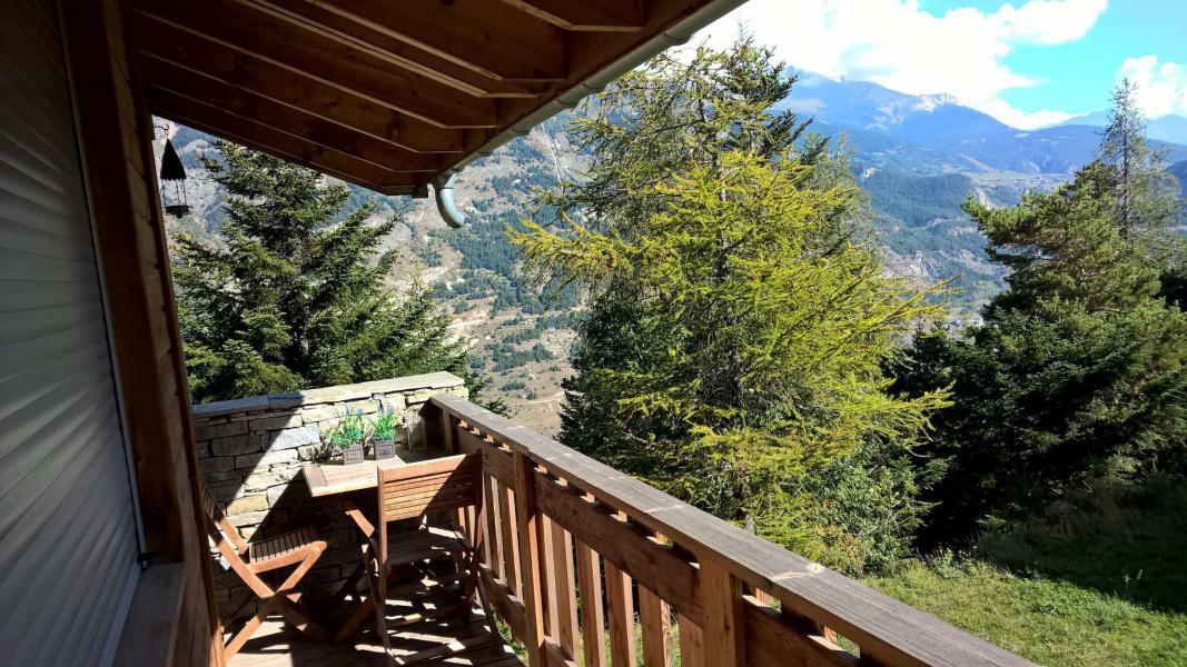 Location au ski Chalet semi-individuel 3 pièces 6 personnes (CHT96) - Les Chalets Petit Bonheur - La Norma