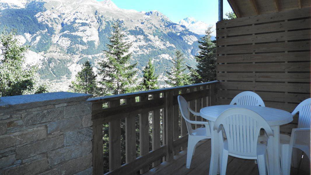 Location au ski Chalet semi-individuel 3 pièces 6 personnes (CHT93) - Les Chalets Petit Bonheur - La Norma