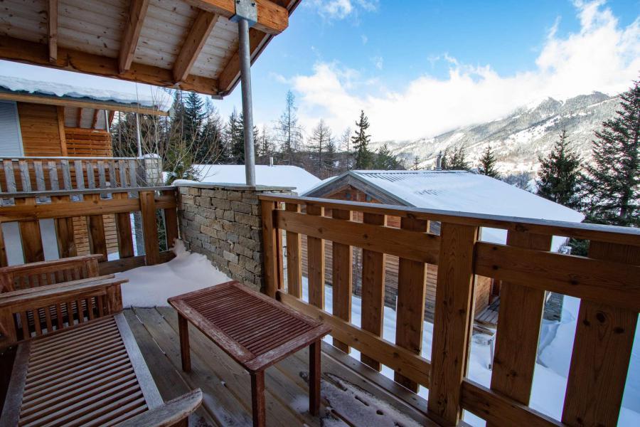 Location au ski Chalet semi-individuel 3 pièces 6 personnes (CHT83) - Les Chalets Petit Bonheur - La Norma