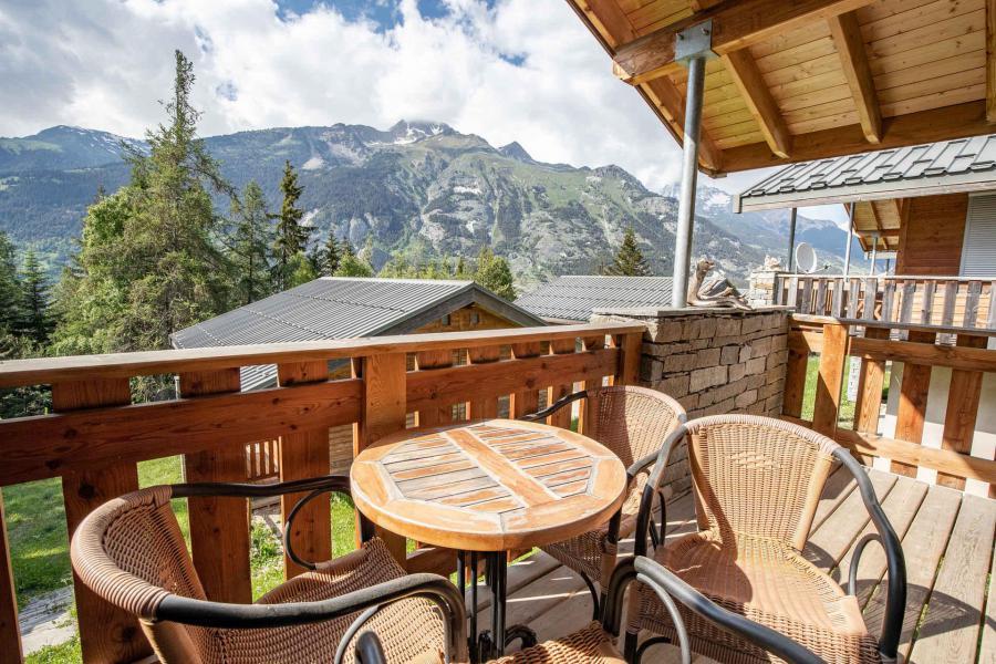 Location au ski Chalet semi-individuel 3 pièces 6 personnes (CHT79) - Les Chalets Petit Bonheur - La Norma