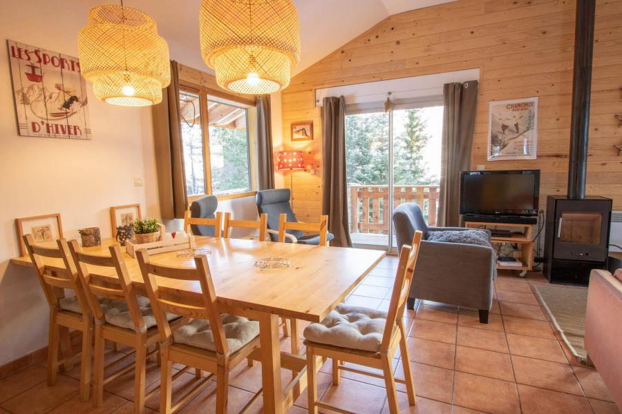 Location au ski Chalet 5 pièces 10 personnes (CHT91) - Les Chalets Petit Bonheur - La Norma - Autres