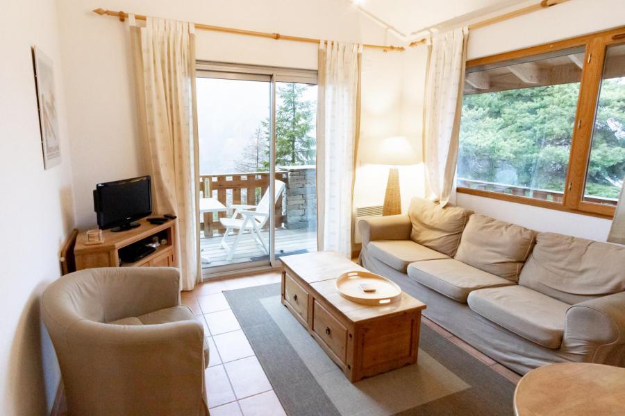 Location au ski Chalet semi-individuel 3 pièces 6 personnes (CHT94) - Les Chalets Petit Bonheur - La Norma - Séjour