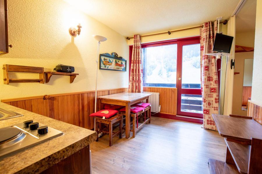 Аренда на лыжном курорте Апартаменты 2 комнат кабин 4 чел. (TE407T) - Résidence le Tétras - La Norma - Салон
