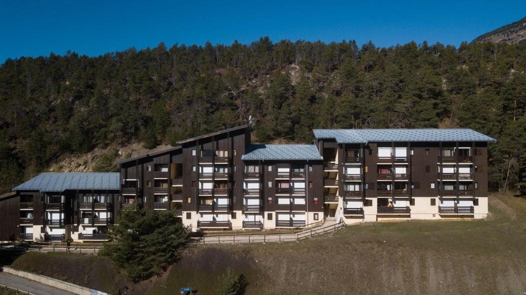 Location au ski Résidence le Tétras - La Norma - Extérieur hiver
