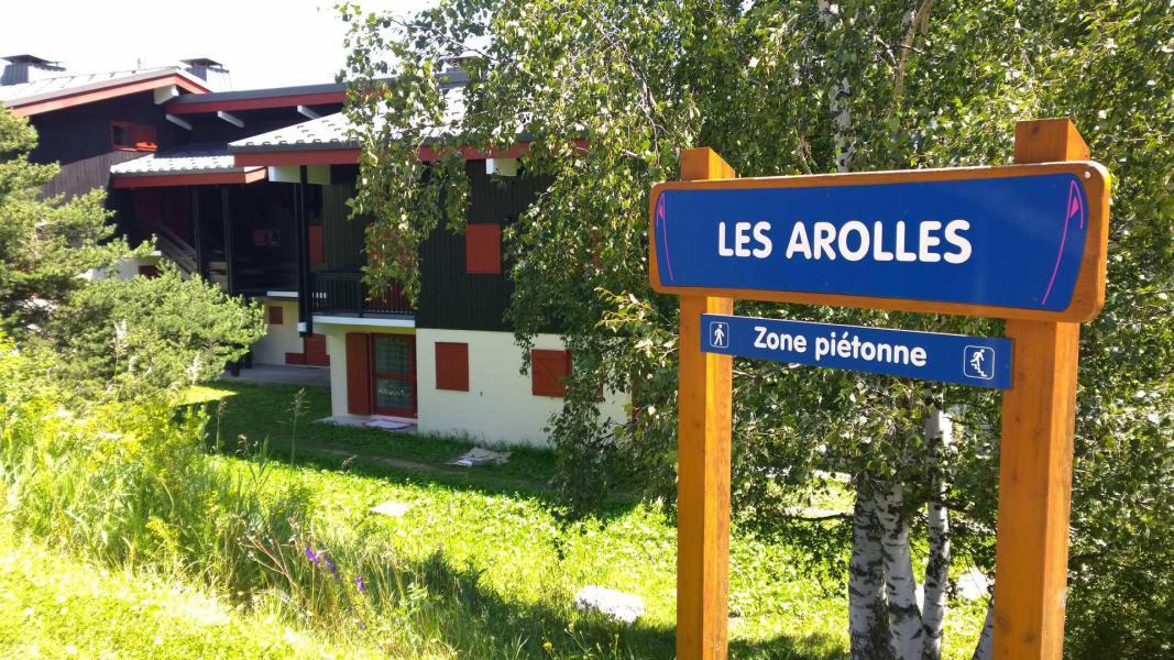 Location au ski Résidence les Arolles - La Norma
