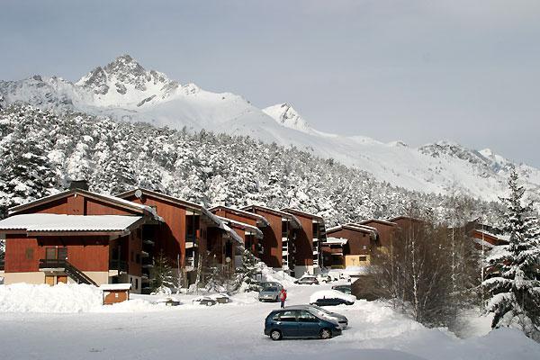Wakacje w górach Résidence les Avenières - La Norma - Zima na zewnątrz