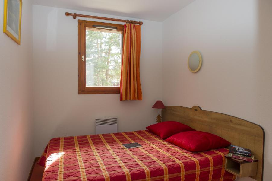 Аренда на лыжном курорте Résidence les Balcons d'Anaïs - La Norma - Двухспальная кровать