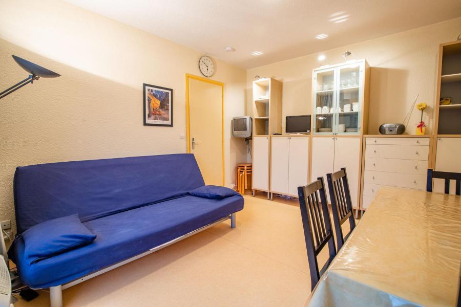 Alquiler al esquí Apartamento cabina 2 piezas para 6 personas (CA52FC) - Résidence les Campanules - La Norma